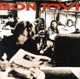Download or print Bon Jovi Runaway Sheet Music Printable PDF 2-page score for Rock / arranged Guitar Chords/Lyrics SKU: 107460.