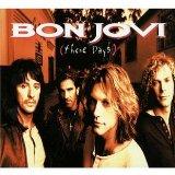 Download or print Bon Jovi These Days Sheet Music Printable PDF 4-page score for Rock / arranged Guitar Chords/Lyrics SKU: 108413.