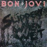 Download or print Bon Jovi You Give Love A Bad Name Sheet Music Printable PDF 5-page score for Rock / arranged Drums Transcription SKU: 174816.