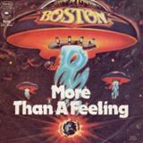 Download or print Boston More Than A Feeling Sheet Music Printable PDF 8-page score for Rock / arranged Piano & Vocal SKU: 411109.