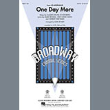 Download Boublil & Schonberg 'One Day More (from Les Miserables) (arr. Mark Brymer)' Printable PDF 10-page score for Broadway / arranged SAB Choir SKU: 436630.