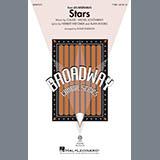 Download Boublil & Schonberg 'Stars (from Les Miserables) (arr. Roger Emerson)' Printable PDF 10-page score for Broadway / arranged TTBB Choir SKU: 415709.