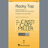 Download or print Boudleaux Bryant and Felice Bryant Rocky Top (arr. Cristi Cary Miller) Sheet Music Printable PDF 11-page score for Country / arranged 2-Part Choir SKU: 425230.