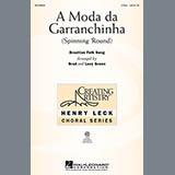 Download or print Traditional A Moda Da Garranchinha (Spinning 'Round) (arr. Brad Green) Sheet Music Printable PDF 10-page score for Concert / arranged 2-Part Choir SKU: 98273.