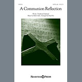 Download or print Brad Nix A Communion Reflection (Were You There?) Sheet Music Printable PDF 2-page score for Concert / arranged SATB Choir SKU: 150513.