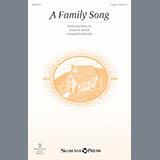 Download or print Brad Nix A Family Song Sheet Music Printable PDF 6-page score for Children / arranged Unison Choir SKU: 177031.