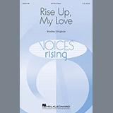 Download or print Bradley Ellingboe Rise Up, My Love Sheet Music Printable PDF 8-page score for Festival / arranged SATB Choir SKU: 195489.