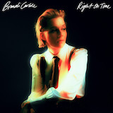 Download or print Brandi Carlile Right On Time Sheet Music Printable PDF 5-page score for Pop / arranged Piano, Vocal & Guitar (Right-Hand Melody) SKU: 499187.