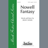 Download or print Brant Adams Nowell Fantasy Sheet Music Printable PDF 5-page score for A Cappella / arranged SATB Choir SKU: 290023.