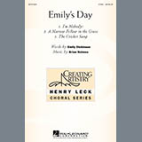 Download or print Brian Holmes Emily's Day (Choral Collection) Sheet Music Printable PDF 9-page score for Concert / arranged 2-Part Choir SKU: 295104.