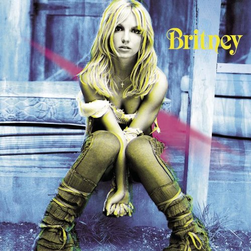 Britney Spears, I'm A Slave 4 U, Piano, Vocal & Guitar (Right-Hand Melody)