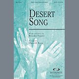Download Harold Ross 'Desert Song' Printable PDF 11-page score for Contemporary / arranged SATB Choir SKU: 285969.