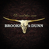 Download or print Brooks & Dunn We'll Burn That Bridge Sheet Music Printable PDF 5-page score for Country / arranged Piano, Vocal & Guitar (Right-Hand Melody) SKU: 413395.