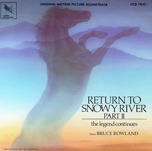 Bruce Rowland, Back To The Mountains (Mountain Theme II), Piano Solo