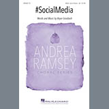 Download or print Bryan Grosbach #SocialMedia Sheet Music Printable PDF 21-page score for Concert / arranged SSA Choir SKU: 410368.