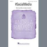 Download Bryan Grosbach '#SocialMedia' Printable PDF 21-page score for Concert / arranged SSA Choir SKU: 410368.