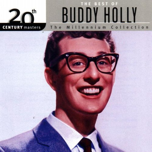 Buddy Holly, Everyday, Piano, Vocal & Guitar (Right-Hand Melody)