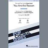 Download or print Calum Scott You Are The Reason (arr. Mac Huff) Sheet Music Printable PDF 10-page score for Pop / arranged 2-Part Choir SKU: 415545.