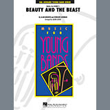 Download Calvin Custer 'Beauty and the Beast (Medley) - Trombone 1' Printable PDF 2-page score for Children / arranged Concert Band SKU: 366295.