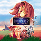 Download or print Cam Clarke & Charity Sanoy We Are One (from The Lion King II: Simba's Pride) (arr. Roger Emerson) Sheet Music Printable PDF 9-page score for Disney / arranged 2-Part Choir SKU: 414972.