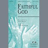 Download Camp Kirkland 'Faithful God' Printable PDF 10-page score for Sacred / arranged SATB Choir SKU: 79265.