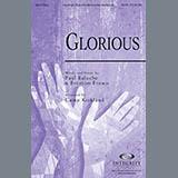 Download Camp Kirkland 'Glorious' Printable PDF 11-page score for Contemporary / arranged SATB Choir SKU: 293538.