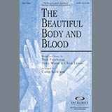 Download Camp Kirkland 'The Beautiful Body And Blood' Printable PDF 10-page score for Contemporary / arranged SATB Choir SKU: 290464.