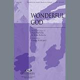 Download Camp Kirkland 'Wonderful God' Printable PDF 10-page score for Contemporary / arranged SATB Choir SKU: 290545.
