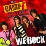 Download Camp Rock (Movie) 'We Rock' Printable PDF 7-page score for Pop / arranged Easy Piano SKU: 73393.
