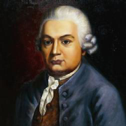 Download Carl Philipp Emanuel Bach 'La Complaisante' Printable PDF 2-page score for Classical / arranged Piano Solo SKU: 125404.