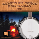 Download or print Carl Williams The Campfire Song Song Sheet Music Printable PDF 2-page score for Folk / arranged Banjo Tab SKU: 415059.