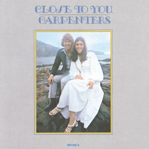 Carpenters, (They Long To Be) Close To You, Piano, Vocal & Guitar (Right-Hand Melody)