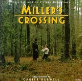Download or print Carter Burwell Miller's Crossing (End Titles) Sheet Music Printable PDF 3-page score for Film/TV / arranged Piano Solo SKU: 120768.