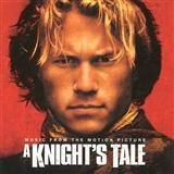 Download or print Carter Burwell St. Vitus' Dance (from 'A Knight's Tale') Sheet Music Printable PDF 3-page score for Film/TV / arranged Piano Solo SKU: 120789.