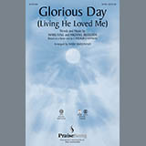 Download Casting Crowns 'Glorious Day (Living He Loved Me) (arr. Mary McDonald) - Trombone 3/Tuba' Printable PDF 2-page score for Praise & Worship / arranged Choir Instrumental Pak SKU: 307466.