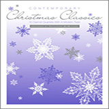 Download Catherine McMichael 'Contemporary Christmas Classics - 3rd Bb Clarinet' Printable PDF 20-page score for Concert / arranged Woodwind Ensemble SKU: 125066.