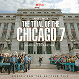 Download or print Celeste Hear My Voice (from The Trial Of The Chicago 7) Sheet Music Printable PDF 4-page score for Film/TV / arranged Piano, Vocal & Guitar (Right-Hand Melody) SKU: 483011.