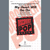 Download or print Celine Dion My Heart Will Go On (from Titanic) (arr. Cristi Cary Miller) Sheet Music Printable PDF 15-page score for Pop / arranged 3-Part Treble Choir SKU: 407407.