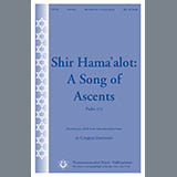 Download Charles Davidson 'Shir Hama'alot (A Song of Ascents)' Printable PDF 15-page score for Chanukah / arranged SSA Choir SKU: 451659.