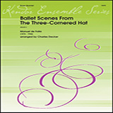 Download Charles Decker 'Ballet Scenes From The Three-cornered Hat - Trombone' Printable PDF 4-page score for Classical / arranged Brass Ensemble SKU: 421210.