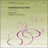 Download or print Charles Decker Fanfare To La Peri - 2nd Bb Trumpet Sheet Music Printable PDF 1-page score for Classical / arranged Brass Ensemble SKU: 330783.