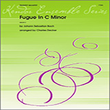 Download or print Charles Decker Fugue In C Minor - Full Score Sheet Music Printable PDF 4-page score for Classical / arranged Brass Ensemble SKU: 340996.