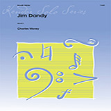 Download Charles Morey 'Jim Dandy' Printable PDF 2-page score for Concert / arranged Percussion Solo SKU: 373423.