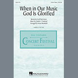 Download or print Charles Villiers Stanford When In Our Music God Is Glorified (arr. Susan Brumfield) Sheet Music Printable PDF 6-page score for Concert / arranged 3-Part Treble Choir SKU: 153704.