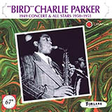 Download or print Charlie Parker Anthropology Sheet Music Printable PDF 1-page score for Jazz / arranged Real Book – Melody & Chords – Eb Instruments SKU: 74268.