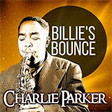 Download or print Charlie Parker Billie's Bounce (Bill's Bounce) Sheet Music Printable PDF 1-page score for Jazz / arranged Real Book – Melody & Chords – C Instruments SKU: 97207.