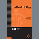 Download or print Chen Yi Thinking of My Home Sheet Music Printable PDF 7-page score for Multicultural / arranged 3-Part Treble Choir SKU: 365361.