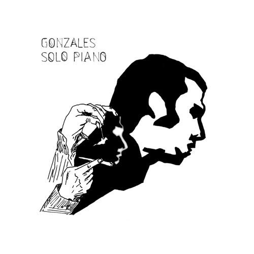 Download or print Chilly Gonzales One Note At A Time Sheet Music Printable PDF 3-page score for Pop / arranged Piano Solo SKU: 93926.