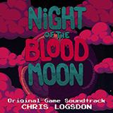 Download or print Chris Logsdon Heatseekers (from Night of the Blood Moon) - Celesta Sheet Music Printable PDF 2-page score for Video Game / arranged Performance Ensemble SKU: 444592.