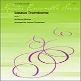 Download or print Christensen Lassus Trombone - Trombone 4 Sheet Music Printable PDF 2-page score for Classical / arranged Brass Ensemble SKU: 313837.